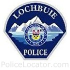 Lochbuie Police Department Patch