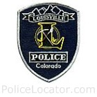 Louisville Police Department Patch
