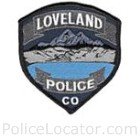 Loveland Police Department Patch