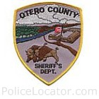 Otero County Sheriff's Department Patch