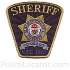 Summit County Sheriff's Office Patch