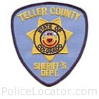 Teller County Sheriff's Office Patch