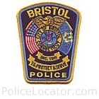 Bristol Police Department Patch