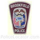 Brookfield Police Department Patch