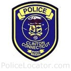 Clinton Police Department Patch