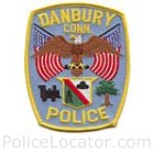 Danbury Police Department Patch