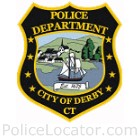 Derby Police Department Patch