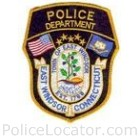East Windsor Police Department Patch