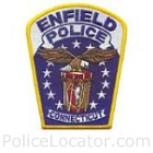 Enfield Police Department Patch