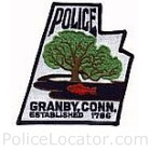 Granby Police Department Patch