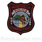 Montville Police Department Patch