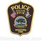 Naugatuck Police Department Patch