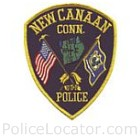 New Canaan Police Department Patch