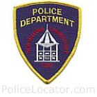New Milford Police Department Patch