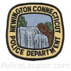 Newington Police Department Patch
