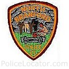 North Branford Police Department Patch