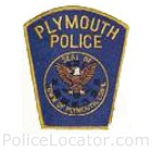 Plymouth Police Department Patch