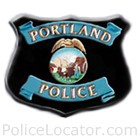 Portland Police Department Patch