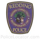 Redding Police Department Patch