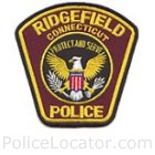 Ridgefield Police Department Patch