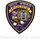 South Windsor Police Department Patch
