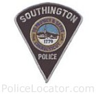 Southington Police Department Patch
