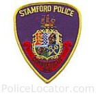 Stamford Police Department Patch