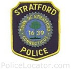 Stratford Police Department Patch