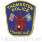 Thomaston Police Department Patch