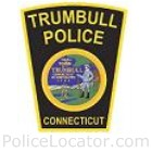 Trumbull Police Department Patch