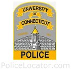 University of Connecticut Police Department Patch