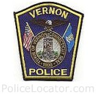 Vernon Police Department Patch