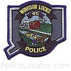 Windsor Locks Police Department Patch