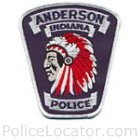 Anderson Police Department Patch