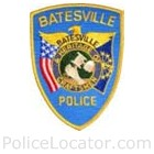 Batesville Police Department Patch
