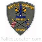 Battle Ground Police Department Patch