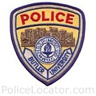 Butler University Police Department Patch