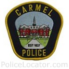 Carmel Police Department Patch