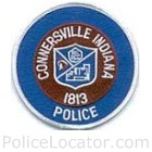 Connersville Police Department Patch