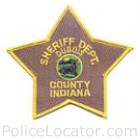 Dubois County Sheriff's Office Patch