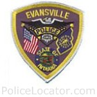 Evansville Police Department Patch