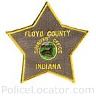 Floyd County Police Department Patch