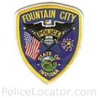 Fountain City Police Department Patch
