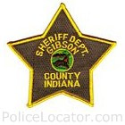 Gibson County Sheriff's Department Patch