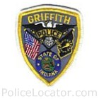Griffith Police Department Patch