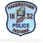 Hagerstown Police Department Patch