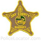 Jay County Sheriff's Office Patch