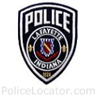Lafayette Police Department Patch