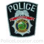 Liberty Police Department Patch