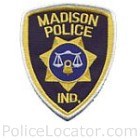 Madison Police Department Patch